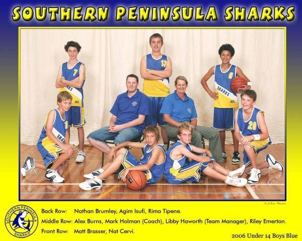 2006 Championship Season Team Photos