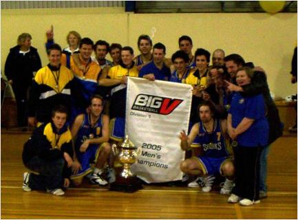 2005 PowerAde Shark's  Championship Winning Season