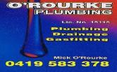 O Rourke Plumbing
