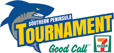 Southern Peninsula Basketball Header Logo